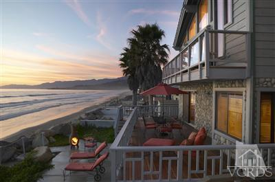 Ventura County Beach Home